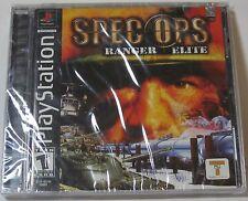 Spec Ops Ranger Elite (Playstation, 2001) Sealed