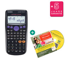 Casio FX 83 GT Plus Taschenrechner + MatheFritz Lern-CD und Garantie