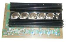 Scheda ELETTRONICA/assieme Dissipatore di calore M. 5x buz45a Power-MOSFET 500v/8,3a/to3