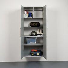 "Prepac HangUps 30"" Large Storage Cabinet GSCW-0707-2K Storage Cabinets NEW"