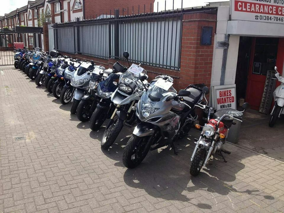 Motorcycle Clearance Centre