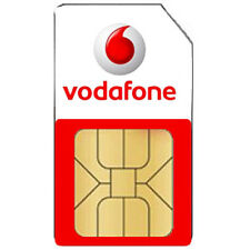 VODA Vodafone Network SIM Card PACK - Pay As You Go For ALL NOKIA PHONES