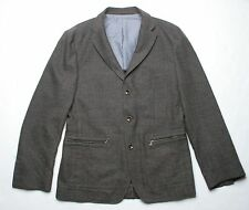 Hickey Freeman Steling Collection Jacket (40) Grey 5S843812