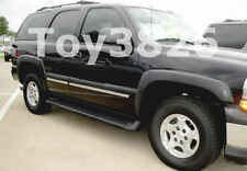 2000-2006 Chevy Tahoe OE Factory Style Fender Flares in Matte Black - 6 pieces
