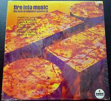 Fire Into Music III 3 - SEALED vinyl 2LP - IMPULSE JAZZ 1989 - Sanders Coltrane