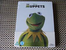 Blu Steel 4 U: The Muppets : Limited Edition Disney Embossed Steelbook Sealed