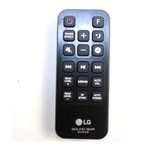 NEW GENUINE ORIGINAL LG AKB74815381 SOUND BAR REMOTE CONTROL SJ7