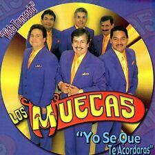 Los Muecas Yo Se que te acordaras CD Vida truncada New Nuevo sealed