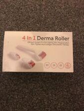 DERMA ROLLER DRS 4IN1 Micro ago 0.5/1.5/2.0 mm meso Rullo per la cura della pelle