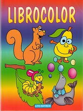 Librocolor. Album per colorare - Lito - Libro nuovo in offerta!