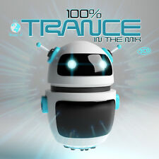 CD 100% Trance in the mix d'Artistes Divers 2CDs