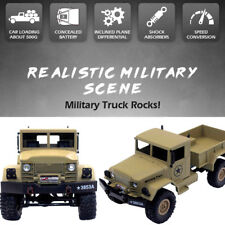 Heng Long Radio Remote Control RC Truck Tank 4WD Military Model Kit Best Price