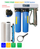 Large Whole House Water Filter and UV Ultraviolet Sterilization System
