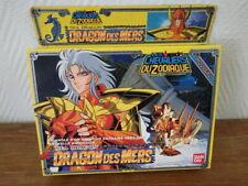BANDAI Les Chevaliers du Zodiaque SEA DRAGON DES MERS  + ORIGINAL BOX 1987