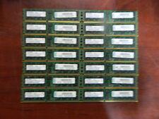 Lot of 14 ELPIDA EBJ81RF4EDWA -DJ-F 8GB 2Rx4PC3L -10600R-9-11-E2 Memory