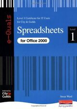 Spreadsheets IT Level 1 Certificate City & Guilds e-Quals Office 2000 (City & G