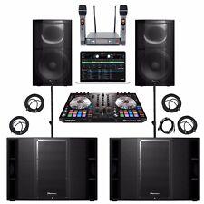 Pioneer DJ System DDJ-SR2/XPRS-15/XPRS215S Complete Professional DJ System