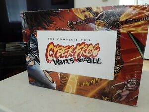 Ethan Van Sciver's CYBERFROG: WARTS AND ALL - EXECUTIVE BOX EDITION - UNOPENED!!