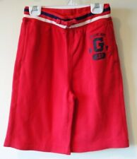 BN ~ Gap Kids Red Athletic Shorts Boy's Size Small / 6-7