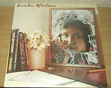 JANIS IAN ~ Aftertones,UK LP in picture sleeve,CBS records 1975