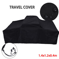 Roof Top Tent Camper Trailer Cover 1.4m Waterproof Travel Cover 4X4 Rack Free