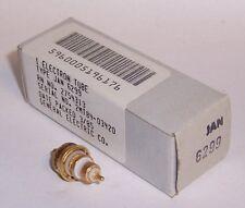 NEW IN BOX JAN G.E. 6299 PLANAR TRIODE TUBE / VALVE - USA