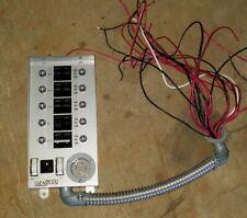 Generator Transfer Switch For Portable Generator Gentran Model 30310