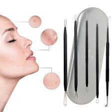 Blackhead Acne Pimple Blemish Extractor Remover Tool Kit Set Blackhead Comedone