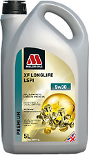 Millers Oils XF Longlife LSPI 5w30 Fully Synthetic Engine Oil 5lt 8099-5L