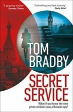 Secret Service by Bradby, Tom Book The Cheap Fast Free Post