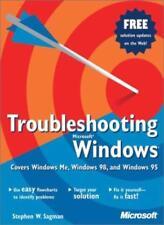 Troubleshooting Windows (Eu-Undefined)-Stephen W. Sagman