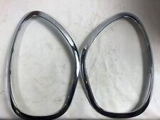 Mini Cooper Countyman Paceman R60 R61 Headlight Trim Ring Chrome OEM