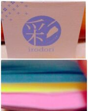 """DAISO Oil blotting paper """"Irodori"""" You can choose according to your mood"""