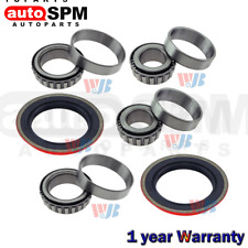 Front Wheel Bearing and Race & Seal Kit Assembly Fit Ford Mazda RWD 2WD