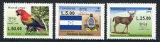 HONDURAS 2010 UPAEP Nationalsymbole Hirsch Papagei Parrot 1949-51 ** MNH