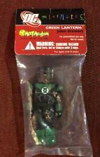 DC Minimates Green Lantern John Stewart SDCC 2006 Art Asylum Exclusive