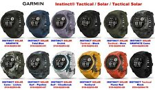Garmin Instinct all models Tactical / Solar / Tactical Solar / SURF