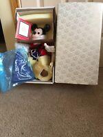 MIB Franklin Mint DISNEY Mickey Mouse THE SORCERER'S APPRENTICE Premier Ed Doll