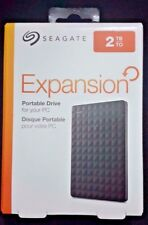NEW Seagate Expansion 2TB Portable External Hard Drive USB 3.0 for Xbox One