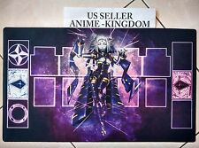 USA Seller Custom Anime Playmat Play Mat Large Mouse Pad Shaddoll Theme # 543