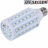 100W Equivalent LED Bulb 75-Chip Corn Light E26 1850lm 17W Cool Daylight 6000K