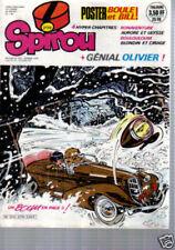 SPIROU N°    2179  be 1980 sans supplément
