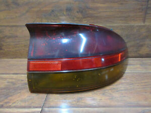 Saturn SC1, SC2 Coupe: 1991, 1992, 1993, 1994, 1995, 1996, Right Tail Light