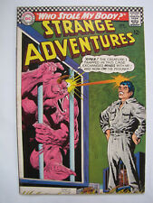 Strange Adventures #199 (Apr 1967, DC) [FN- 5.5]