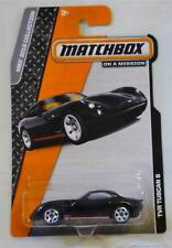 TVR Tuscan S 1/64 Scale Diecast Model From Matchbox MBX 2013 Collection