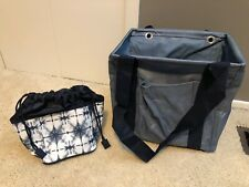 Small utility tote thirty one.Brand new in package. Dark Denim