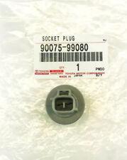 GENUINE TOYOTA LEXUS OEM NEW TURN SIGNAL LAMP LIGHT CONNECTER SOCKET 90075-99080