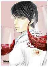 manga Les Gouttes de Dieu Tome 38 Seinen Shû Okimoto Tadashi Agi Neuf Glénat VF