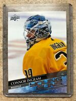 20-21 UD Upper Deck Series 1 Young Guns YG RC Rookie #223 CONNOR INGRAM