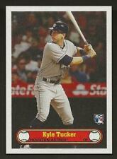 2019 Topps 582 Montgomery Club 1972 Poster #13 KYLE TUCKER Astros RC